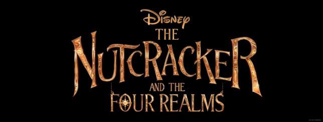 Il logo Disney per The Nutcracker and the Four Realms