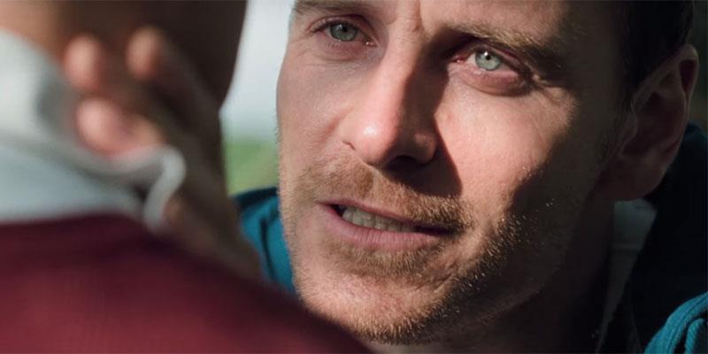 Un intenso Michael Fassbender nel trailer di Codice Criminale