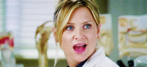 Jessica Capshaw è Arizona Robbins in Grey's Anatomy