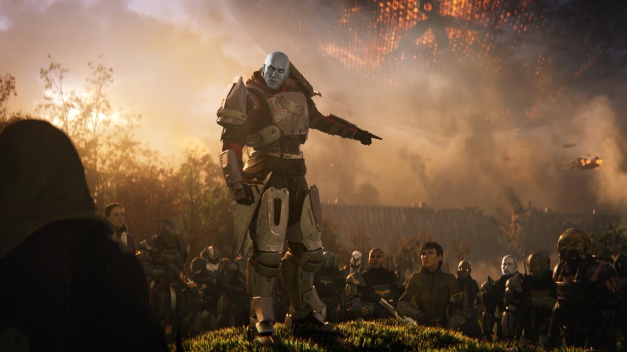 Guerra e speranza tra Guardiani