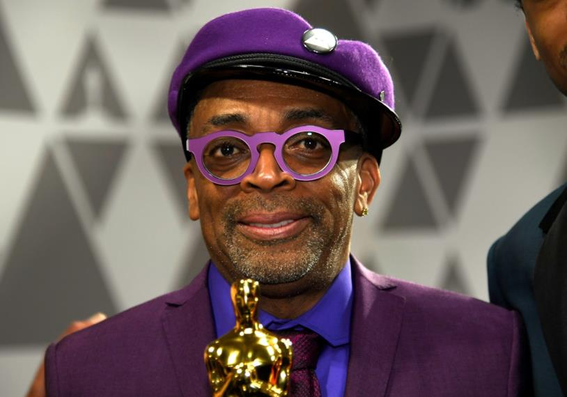 Spike Lee sul red carpet degli Oscar