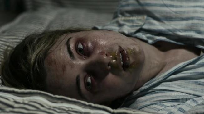 The Exorcist scena