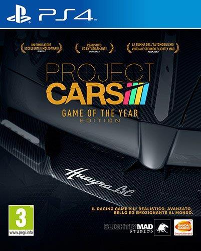 Il nuovo gioco di macchine Project Cars
