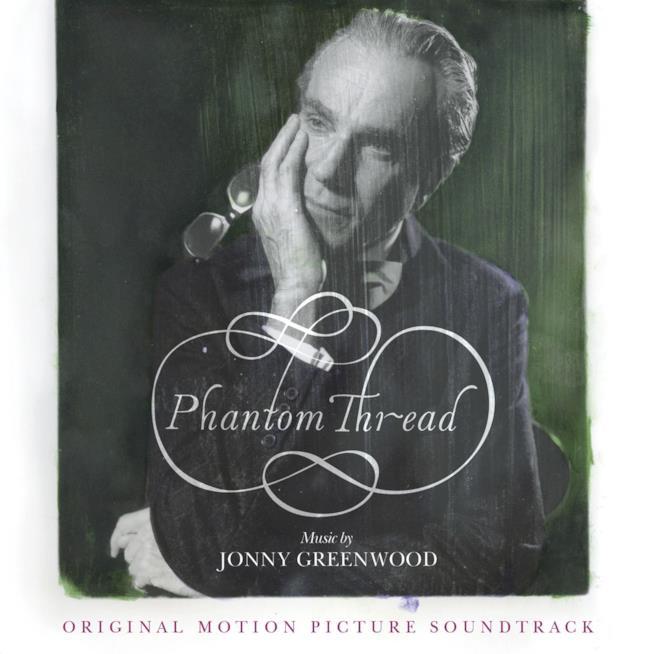 L'album della colonna sonora di Phantom Thread