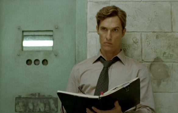 Rust Cole in True Detective