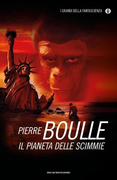 Il romanzo de Il pianeta delle scimmie
