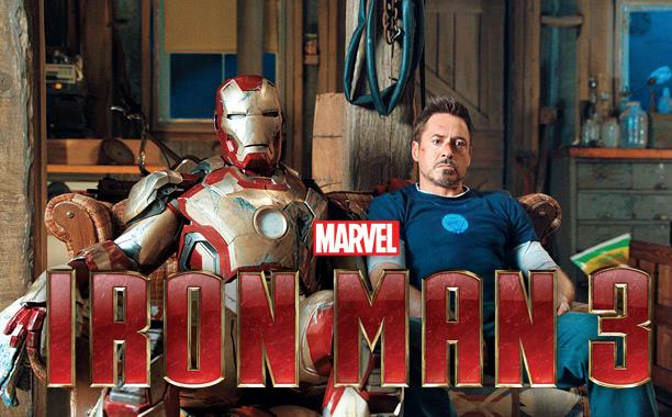 Molti brani e molti generi nella colonna sonora di Iron Man 3