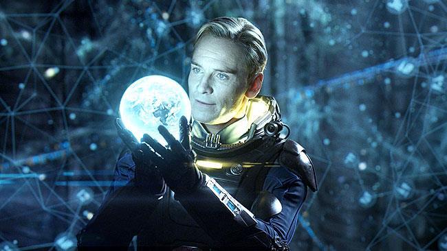 David tornerà per il sequel di Prometheus