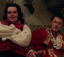 Josh Gad e Luke Evans sono Le Tont e Gaston ne La Bella e la Bestia