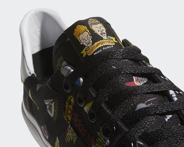 Beavis & Butt-Head, le scarpe griffate Adidas