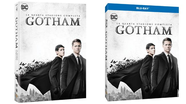 Gotham - Stagione 4 - Home Video