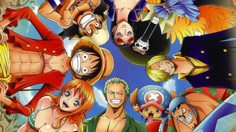 One Piece la ciurma di Rufy