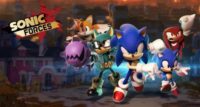 Sonic Forces in uscita il 7 novembre 2017
