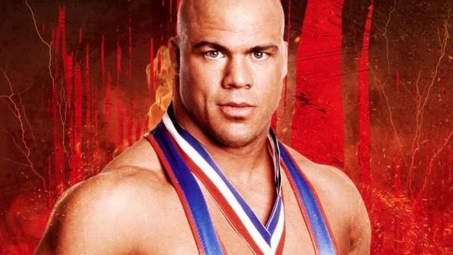 Kurt Angle in WWE 2K18