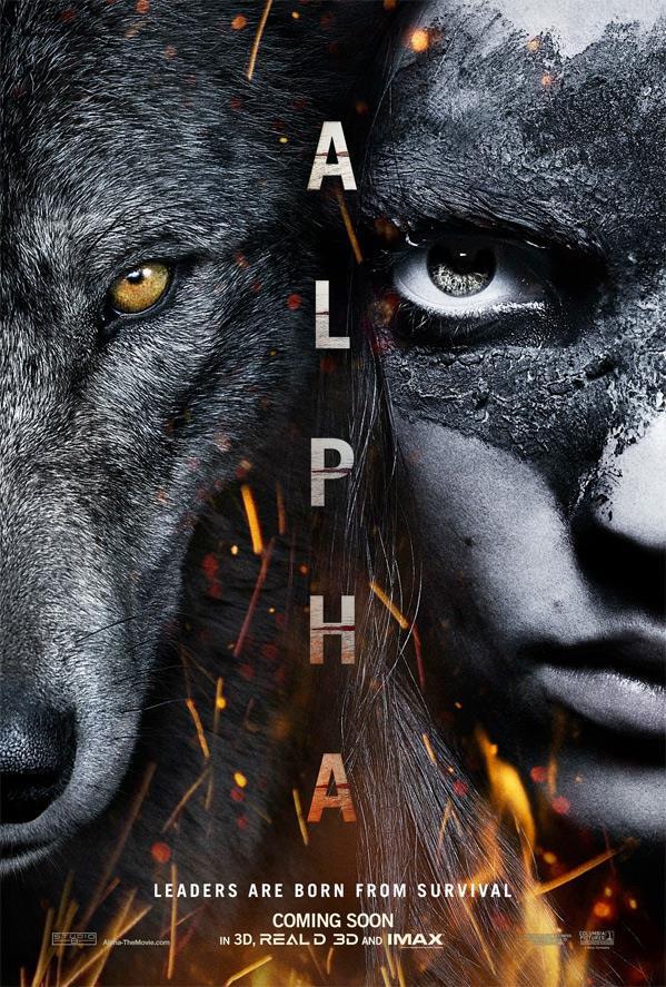 Il poster di Alpha, il film diretto da Albert Hughes