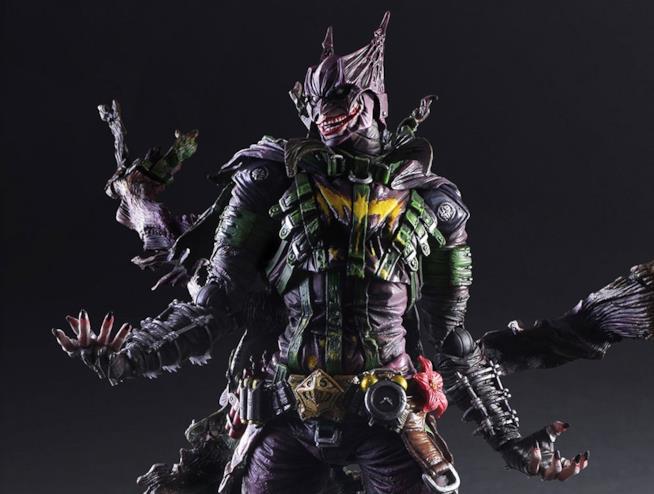 Batman in versione Joker