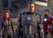Gli aVengers in Marvel's Avengers il videoigoco