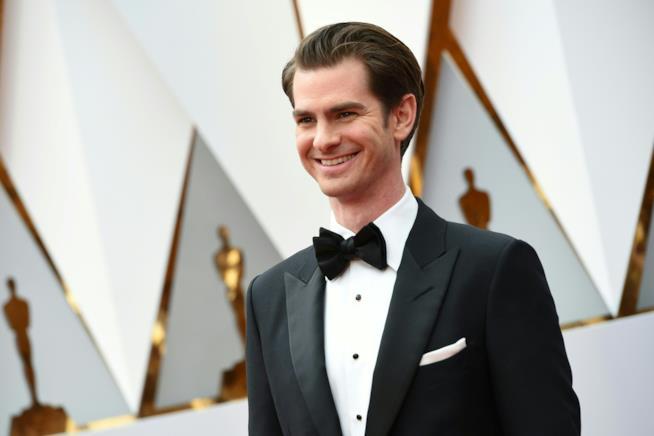 Andrew Garfield agli Oscar