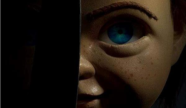 Una prima immagine del volto della nuova versione della bambola assassina