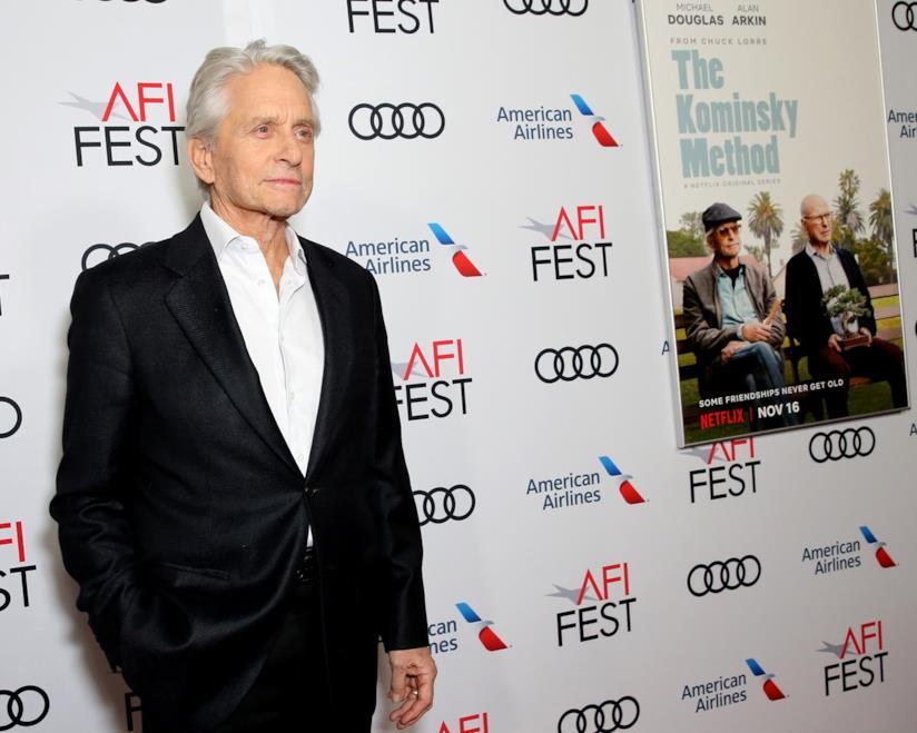 Michael Douglas all'AFI Fest 2018