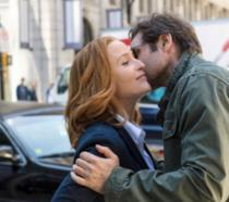 Mulder e Scully in X-Files