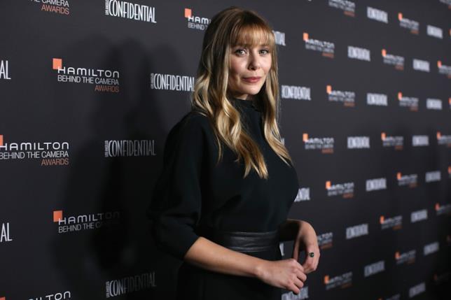 Elizabeth Olsen interprete di Scarlet Witch