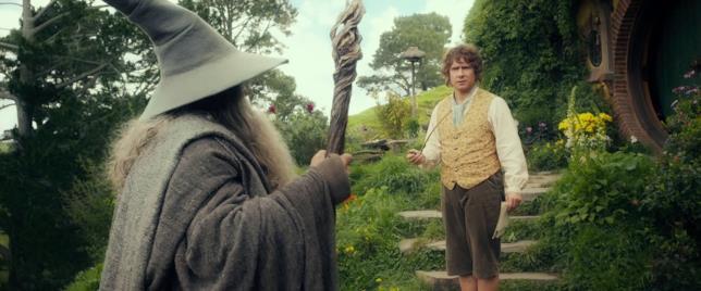 Un altro prodotto Warner figlio della narrativa di Tolkien: Lo Hobbit
