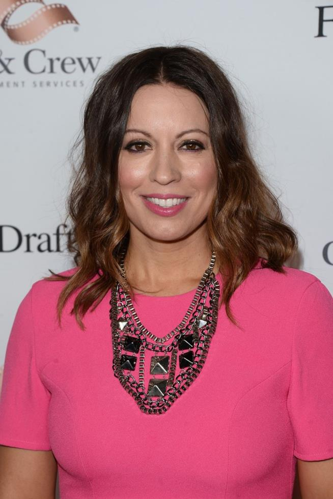 Kay Cannon in primo piano