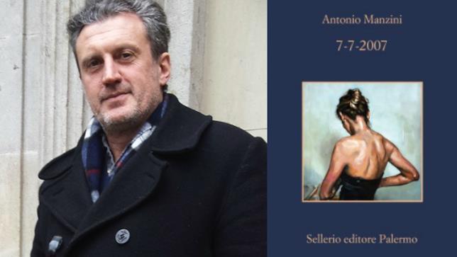 Antonio Manzini e il suo ultimo lavoro, 7-7-2007