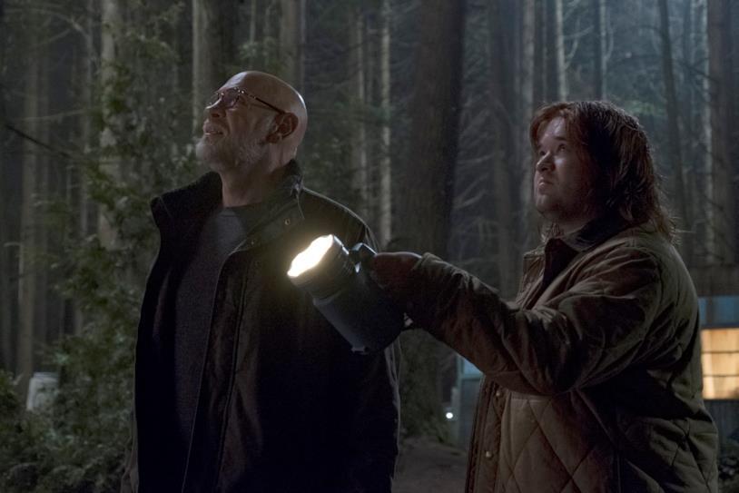 X-Files: un'immagine dall'episodio 11x06