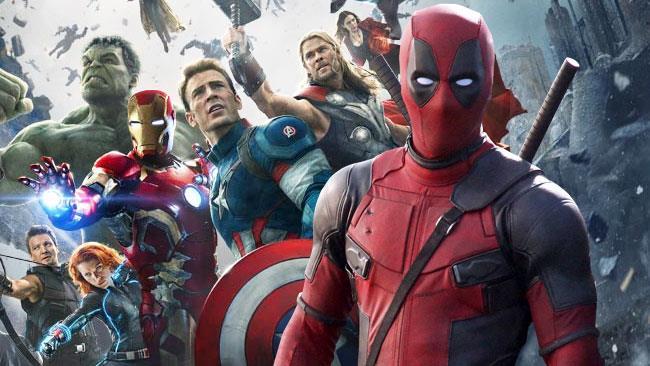 Deadpool tra gli Avenger