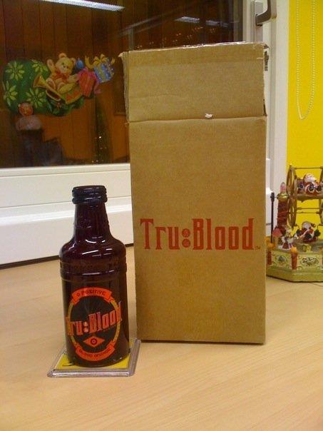 Il Tru Blood da bere!
