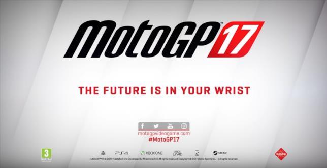 MotoGP 17 debutterà il 15 giugno