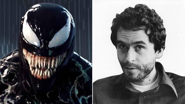 Venom e Ted Bundy