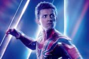 Tom Holland nei panni di Spider-Man per Avengers: Endgame