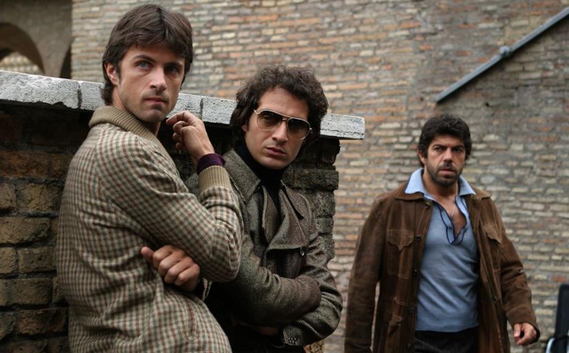 Kim Rossi Stuart, Claudio Santamaria e Pierfrancesco Favino