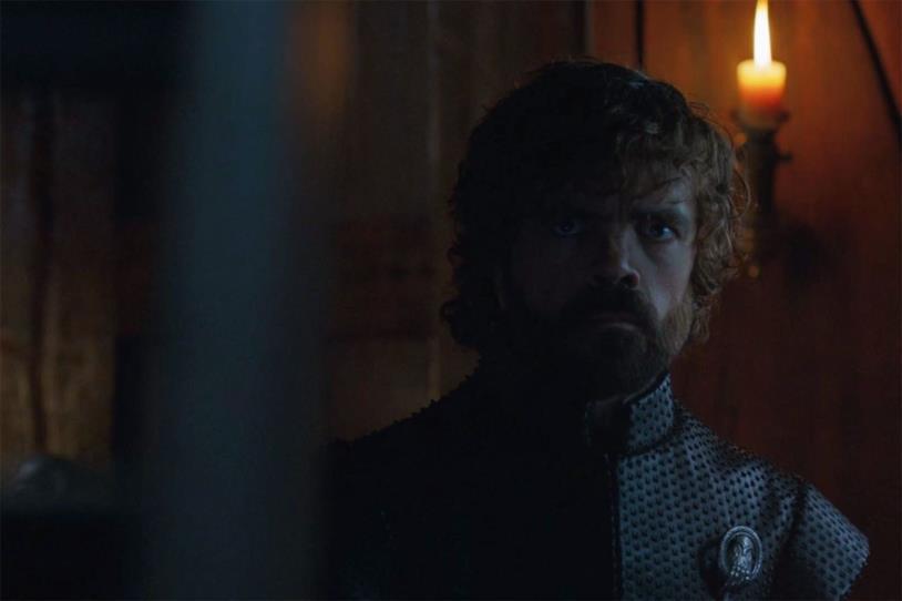 Tyrion scopre Jon e Daenerys