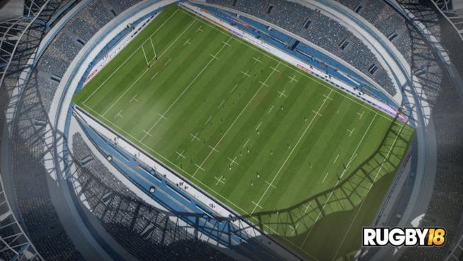 Rugby 18 in uscita durante il mese di ottobre