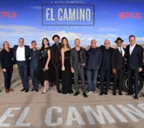 Alcuni membri del cast di Breaking Bad