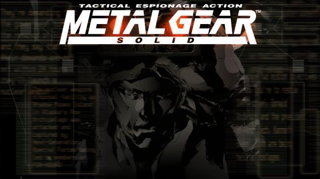 In foto Solid Snake da Metal Gear Solid 1