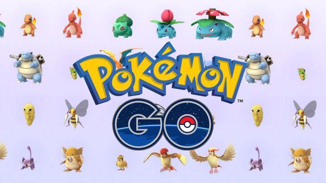 I Pokémon di Pokémon GO