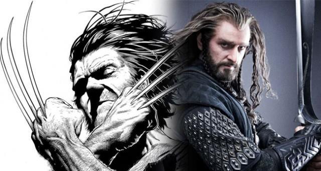 Richard Armitage, qui nei panni di Thorin, doppierà Wolverine