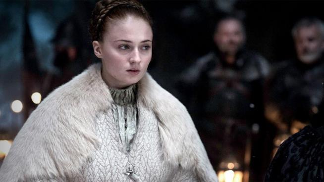 Sansa Start in Game of Thrones