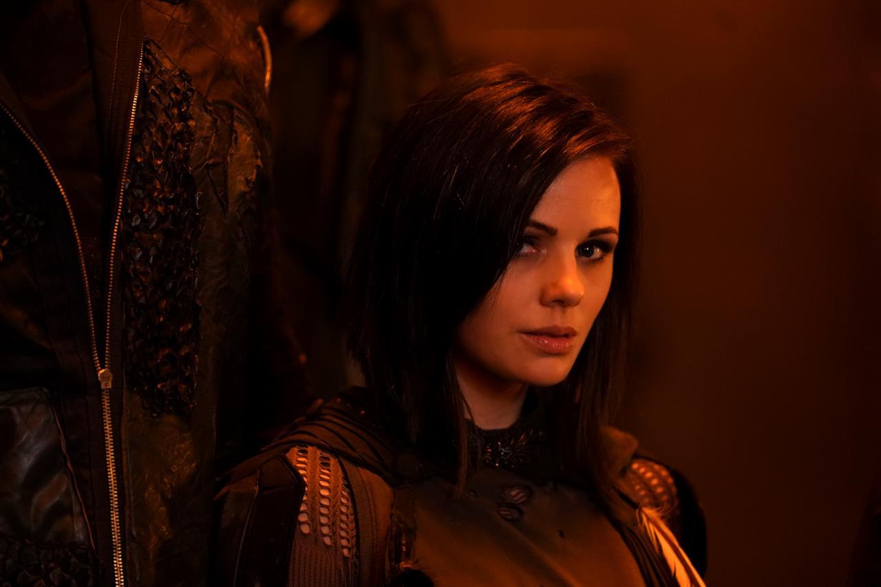 Il personaggio Snowflake nella serie TV Agents of S.H.I.E.L.D.