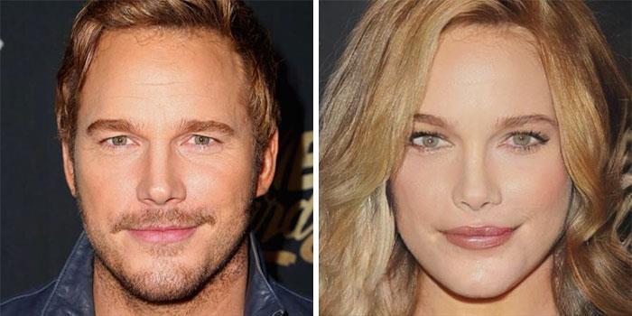 Da uomo a donna: la trasformazione di Chris Pratt