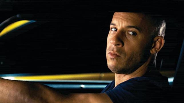 Dominic Toretto della saga di Fast and Furious