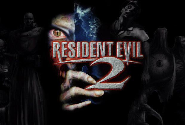 La cover dell'originale Resident Evil 2
