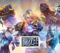 I più celebri eroi Blizzard nel logo ufficiale della BlizzCon 2018