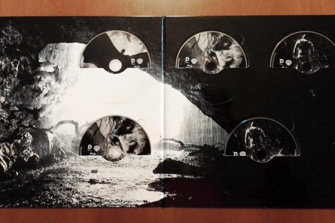 La Vinyl Edition dedicata al Cavaliere Oscuro aperta