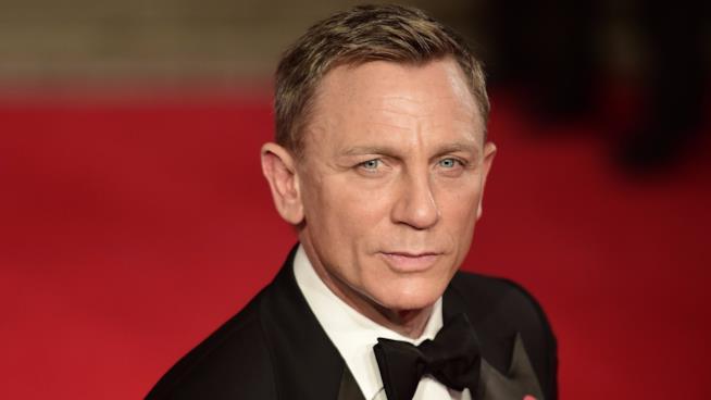 Daniel Craig interprete di James Bond